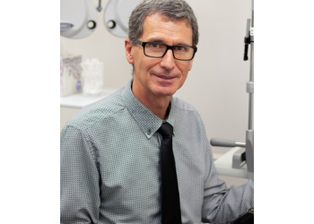 Medicine Hat optometrist Dr. Michael McClung, OD