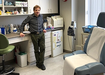 Ottawa dermatologist Dr. Michael Robern