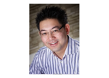 Milton optometrist Dr. Michael Wu, OD