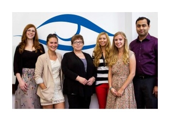Red Deer pediatric optometrist Dr. Minesh Kutlerywala, OD