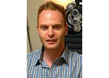 Edmonton optometrist Dr. Moe Tarabey, OD