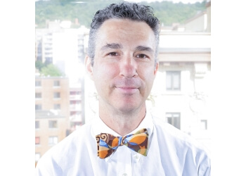Montreal radiologist Dr. Morris Browman