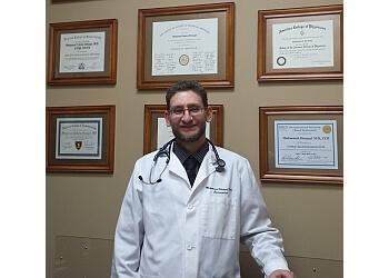 Oakville endocrinologist Dr. Muhammad Z. Shrayyef
