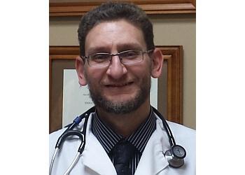 Oakville endocrinologist Dr. Muhammad Z. Shrayyef, MD, ECNU, ABIM, FACP, FACE