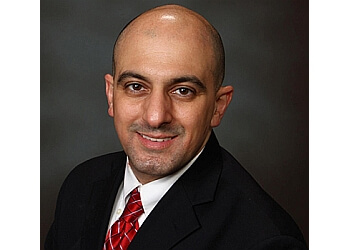 Brantford cosmetic dentist Dr. Nader Jahshan, B.SC, DDS