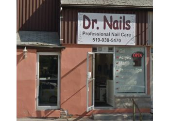 Orangeville nail salon Dr. Nails