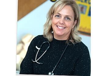 Drummondville pediatrician Dr. Nathalie Foucault, MD