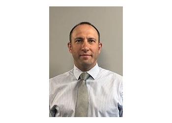 Regina pediatric optometrist Dr. Nathan Knezacek, OD