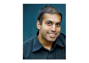 Fredericton optometrist Dr. Neal Patel, OD