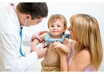 Kelowna pediatrician Dr. Neelesh Ranchod