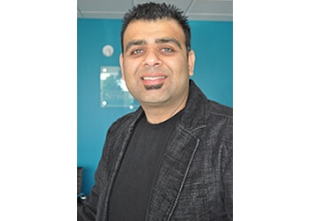 St Catharines orthodontist Dr. Neeraj Pershad, DDS
