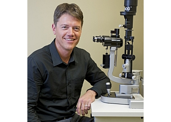 Kamloops pediatric optometrist Dr. Nicolas von Dehn, OD