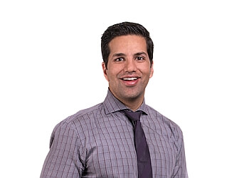 St Albert pediatric optometrist Dr. Omar Ikram, OD