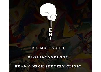 Victoria ent doctor Dr. Omid Mostachfi, MD
