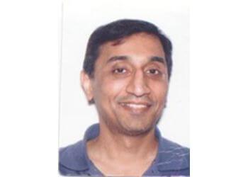 Hamilton radiologist Dr. Parag Vora