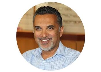 Abbotsford pediatric optometrist Dr. Parm Sandhu, OD
