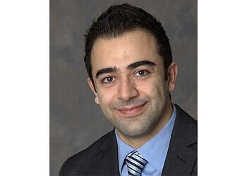 Aurora cosmetic dentist Dr. Pasha Nasirzadeh, B.Sc, DDS