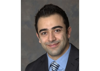 Aurora cosmetic dentist Dr. Pasha Nasirzadeh, DDS