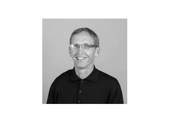 Victoria orthopedic Dr. Patrick McAllister, MD, FRCSC