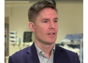 Vancouver neurosurgeon Dr. Peter Gooderham
