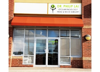 Oakville ent doctor Dr. Philip Lai, MD