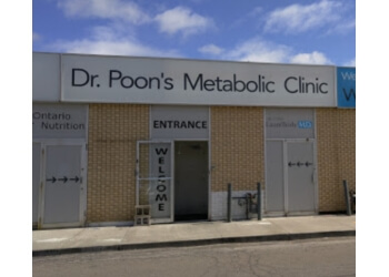 Brampton weight loss center Dr. Poon's Metabolic Clinic