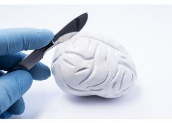Kelowna neurosurgeon Dr. Preneshlin Vadival Govender