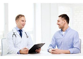 Quebec urologist Dr. Rabi Tiguert, MD