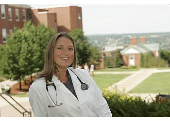 Fredericton pediatrician Dr. Rachel Ouellette
