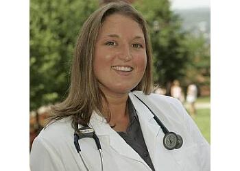 Fredericton pediatrician Dr. Rachel Ouellette, mD