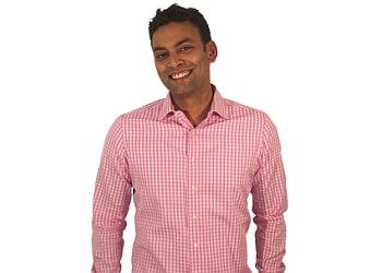 Toronto pediatrician Dr. Rahul Saxena, MD, MSc, FRCPC, FAAP