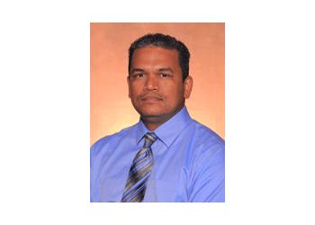 Hamilton rheumatologist Dr. Raj Carmona