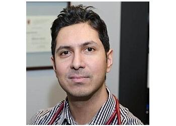 Surrey cardiologist Dr. Rajesh Hiralal, MD
