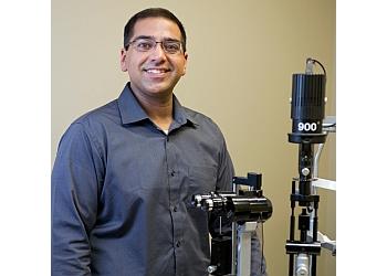 Kamloops optometrist Dr. Rajesh Narang, OD