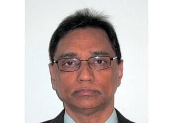 Sudbury psychiatrist Dr. Ramamohan Veluri, MD, DPM, MRCPsych, CIME, FRCPC