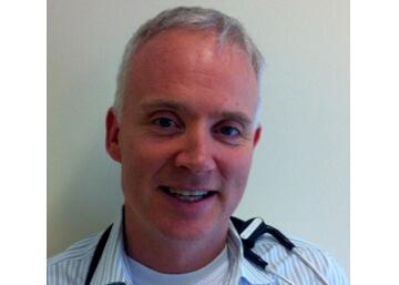 Hamilton pediatrician Dr. Ramsay MacNay, MD