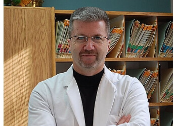 Dr. Randy Gerber, DPM Kelowna Podiatrists