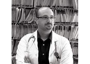 Edmonton pediatrician Dr. Raphael Sharon, MD