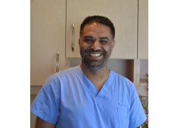 Milton cosmetic dentist Dr. Ravinder Bhamra, DDS