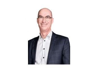Quebec optometrist Dr. René Verret, OD