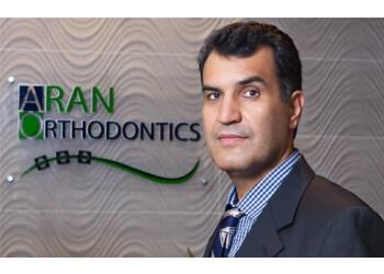 Coquitlam orthodontist Dr. Reza Aran, DDS, DMD, MSc