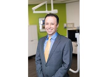 Delta children dentist Dr. Reza Nouri, DMD