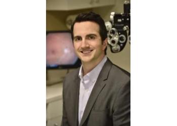 Hamilton optometrist Dr. Richard Combden, OD