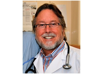 Kelowna cardiologist Dr. Richard Hooper, MD