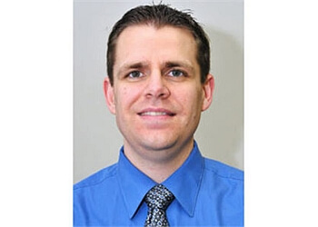 Welland pediatric optometrist Dr. Richard Saari, OD