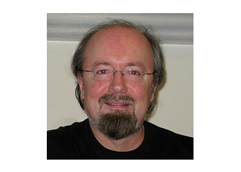 London optometrist Dr. Richard Traczuk, OD