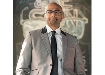 Toronto optometrist Dr. Ritesh Patel, OD