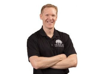 Newmarket chiropractor Dr. Rob Murray, DC