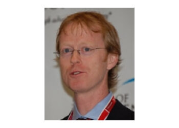 Toronto radiologist Dr. Robert Beecroft