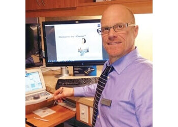 Newmarket pediatric optometrist Dr. Robert Gole, OD